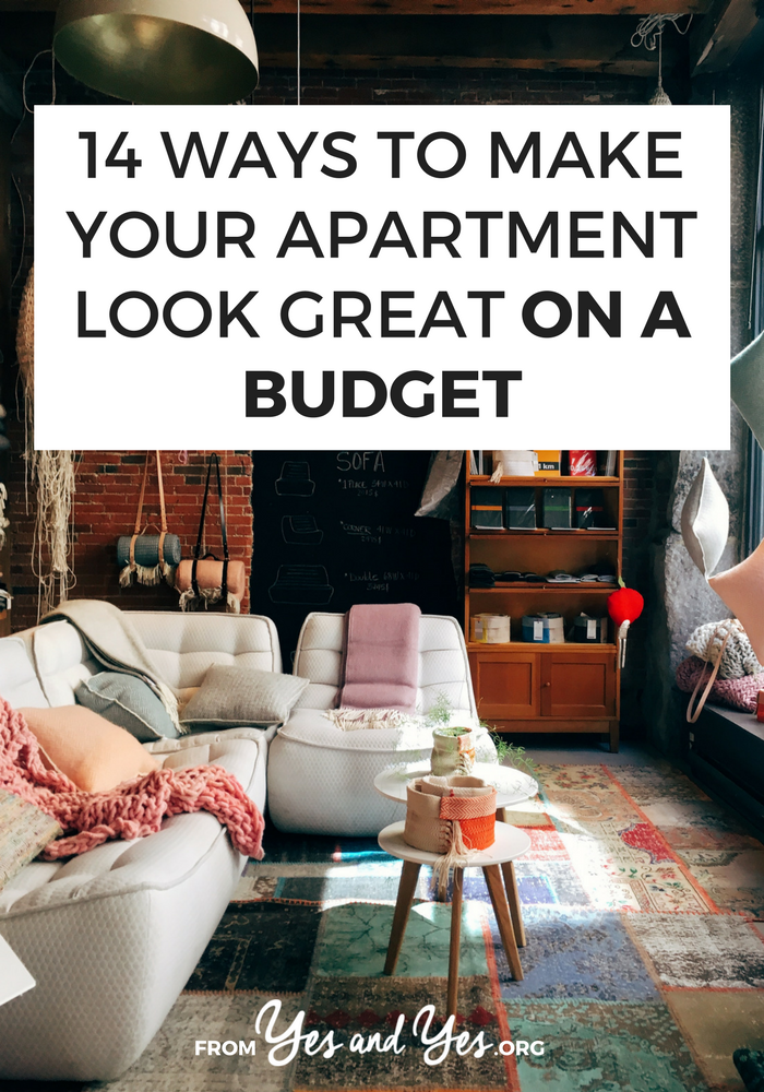 Family Room Design Ideas On A Budget: 14 Ways To Make Your Apartment Look Great On A Budget