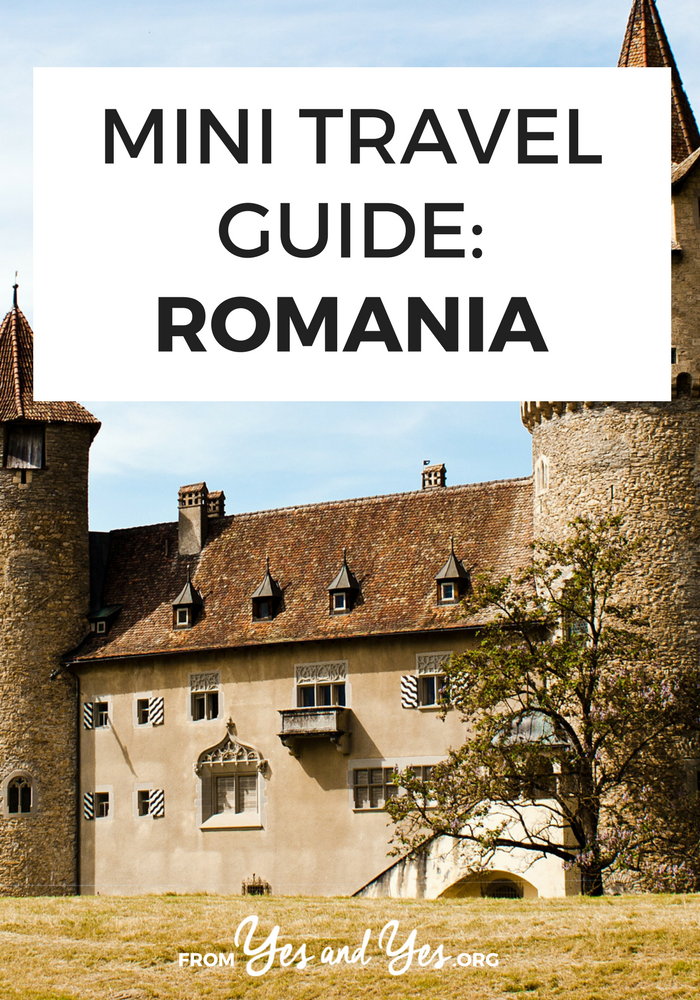Looking for a travel guide to Romania? Click through for Romania travel tips from a local - what to do, where to go, what to eat, and how to travel Romania cheaply, safely, and respectfully!