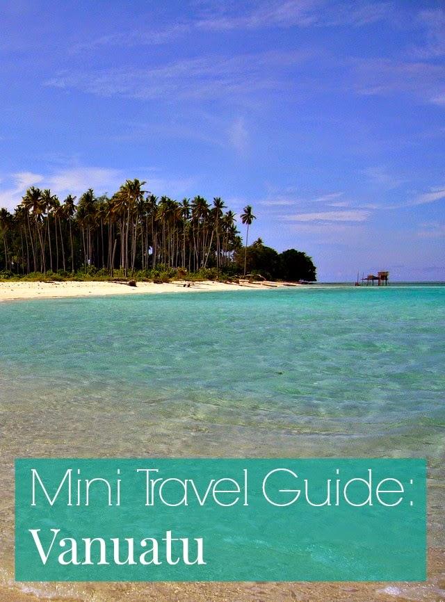 travel guide Vanuatu