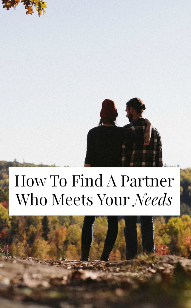 find partner safely