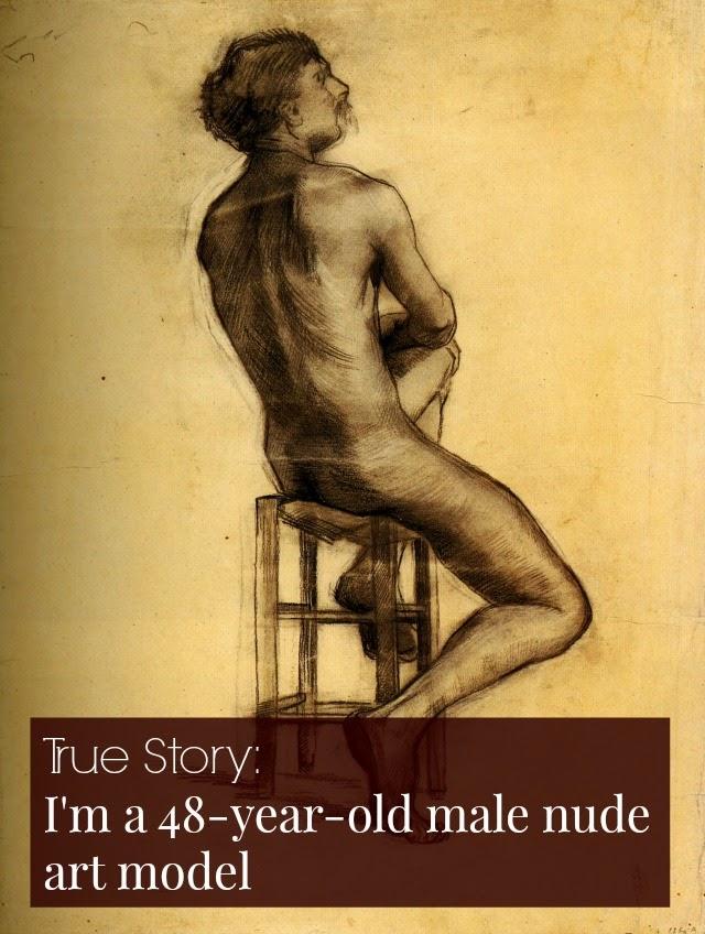 Nude Male Artists 113