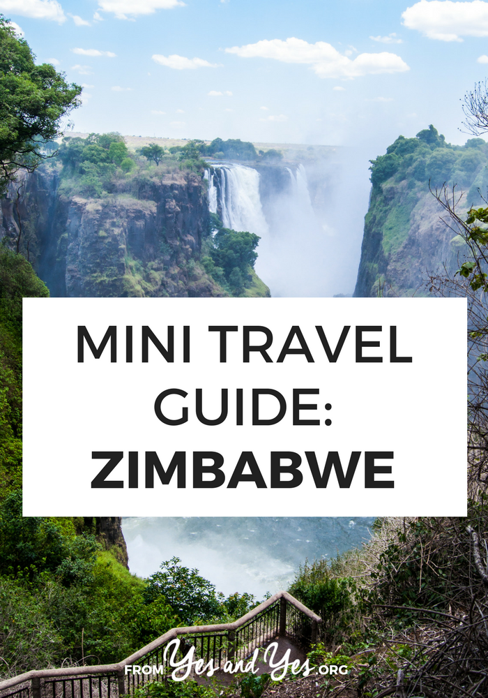 Looking for a travel guide to Zimbabwe? Click through for a local's best Zimbabwe travel tips - what to do, where to go, and how to travel Zimbabwe cheaply, safely, and respectfully!