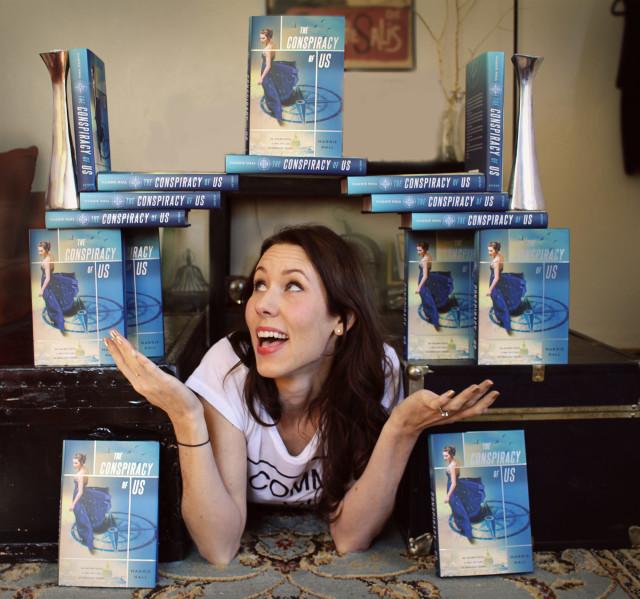 Author Maggie Hall