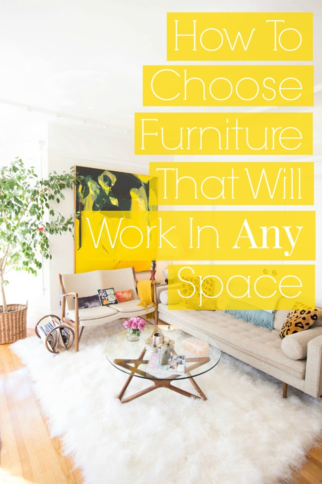 furniture for any space