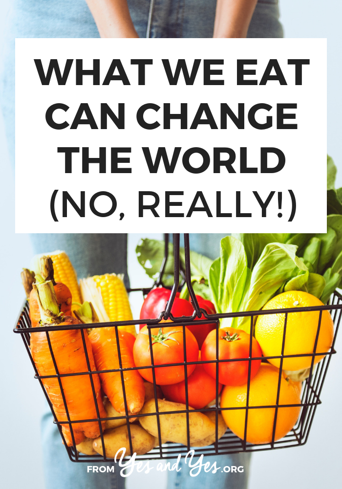 Did you know that a vegetarian diet can help combat climate change? (And it's often cheaper and healthier than a meat-centered diet?) Click through for a round-up of delicious, meat-eater approved vegetarian recipes!