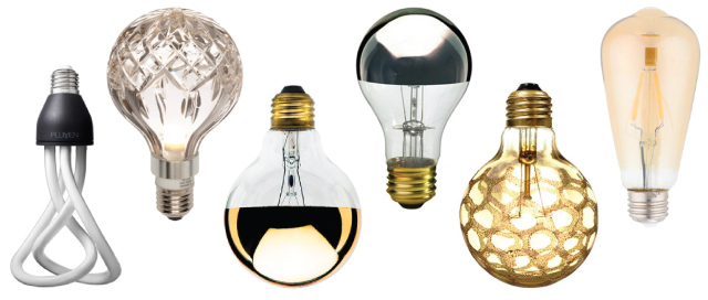fancy lightbulbs