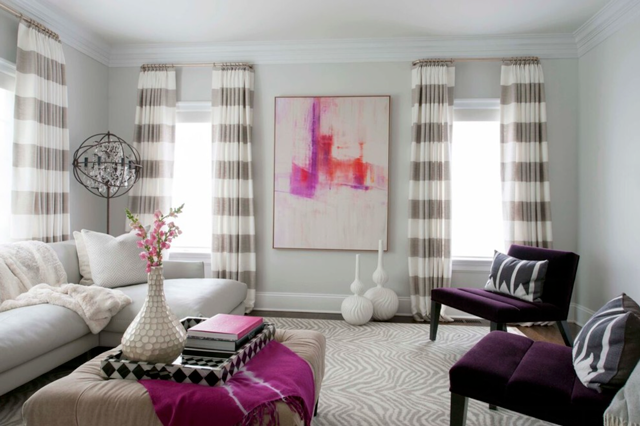 How To DIY Cheap, Classy Looking Window Treatments