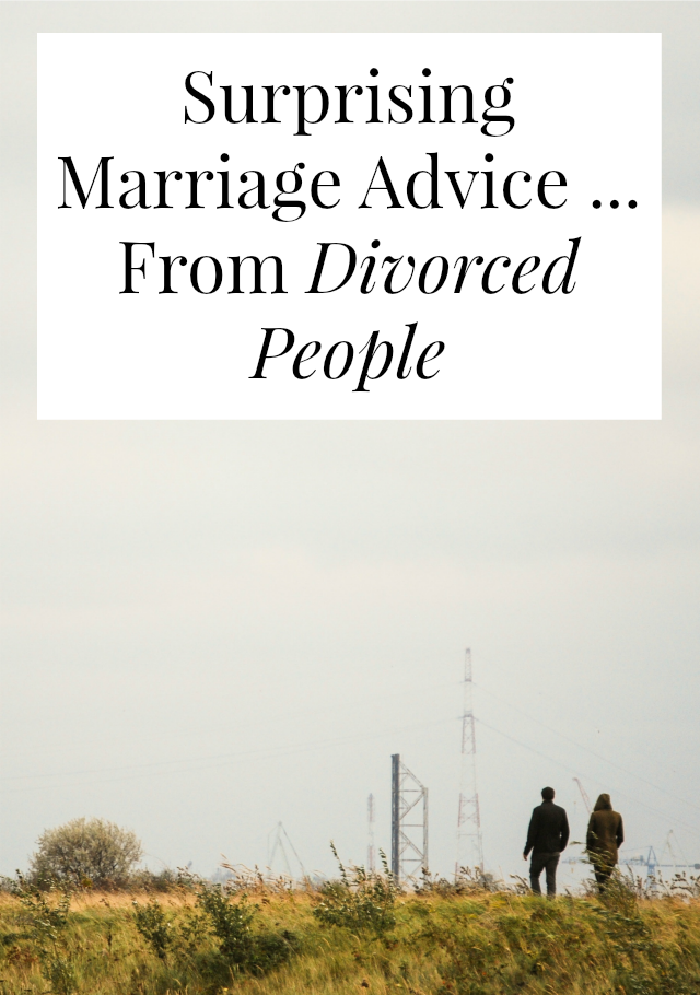 divorce marriage and people Love and marriage by d'vera cohn among married people, 93% say love is a very important reason to get married among divorced adults.