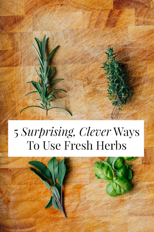 ways-to-use-herbs