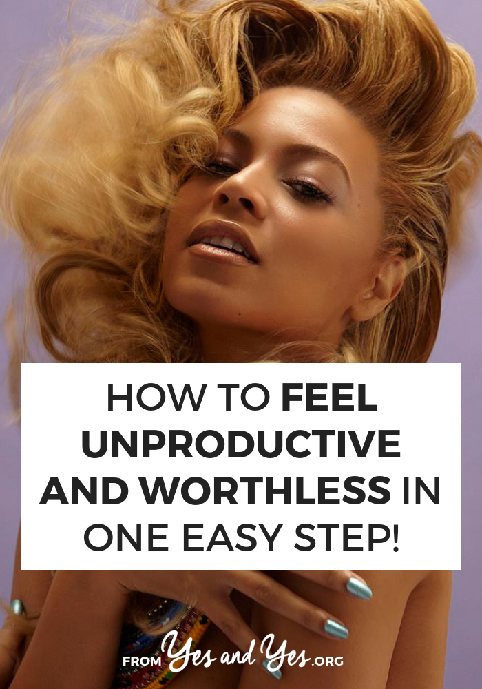 What are Beyonce's productivity tricks? And are they even applicable to us? Click through for productivity advice you need to hear.