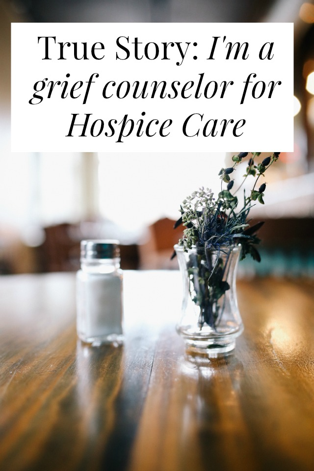 True Story: I\'m A Grief Counselor For Hospice Care -