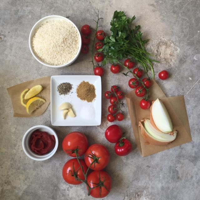 jollof rice ingredients