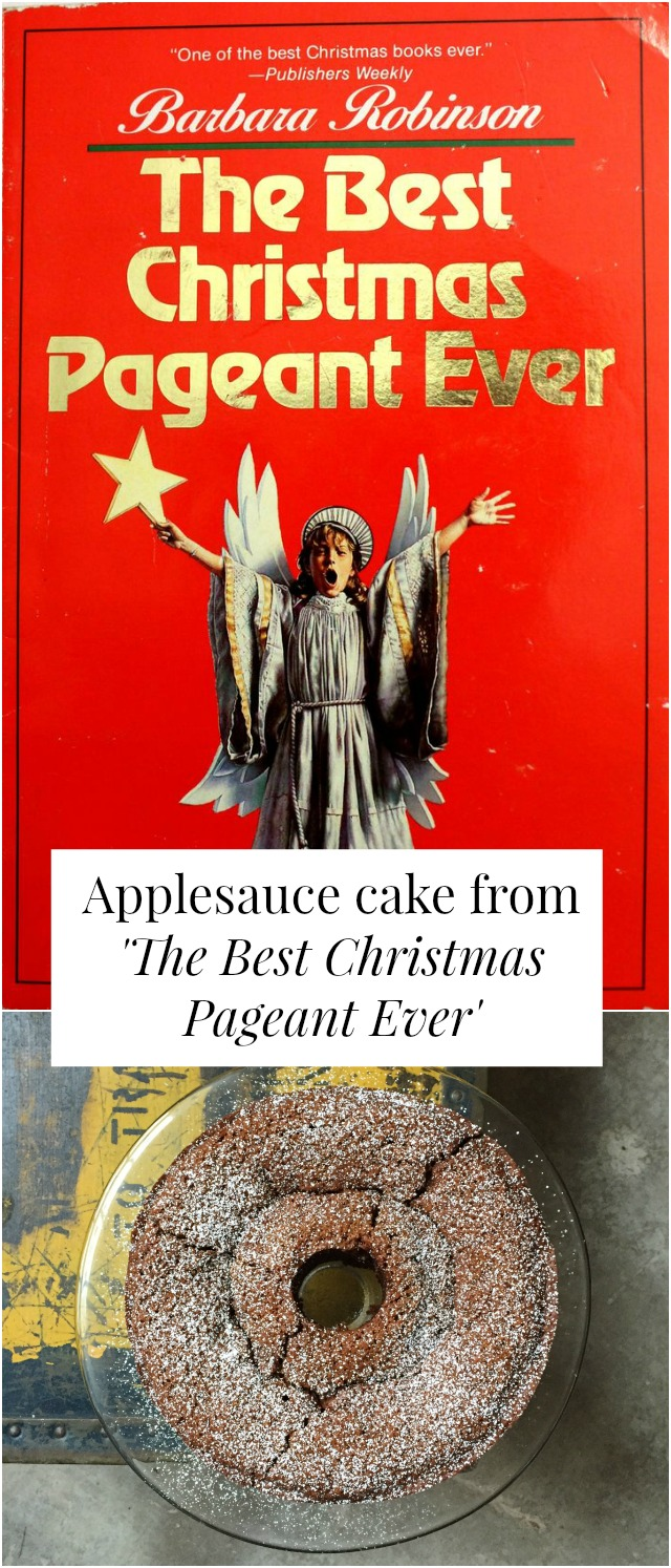 best christmas pageant ever recipe - The Best Christmas Pagent Ever