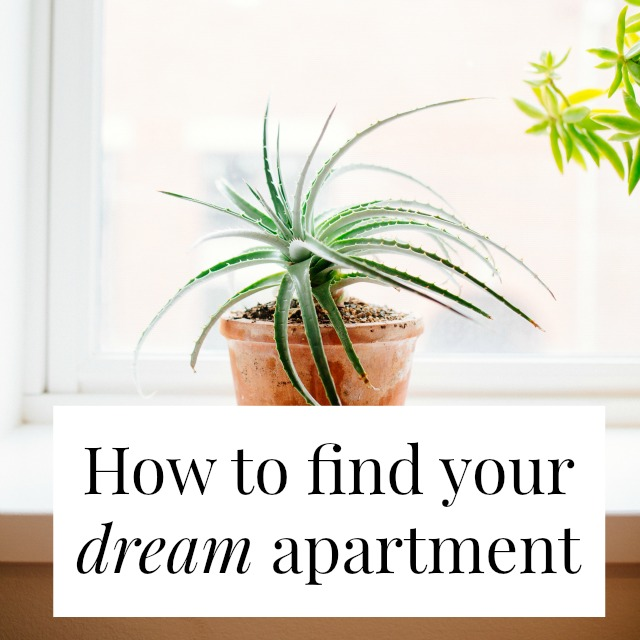 Find An Appartment: How To Find Your Dream Apartment
