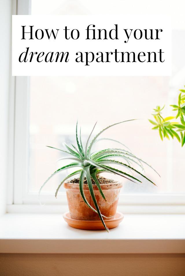 find your dream apartment