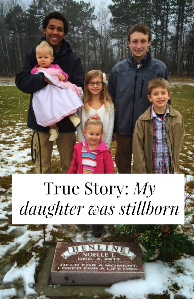 my daughter was stillborn