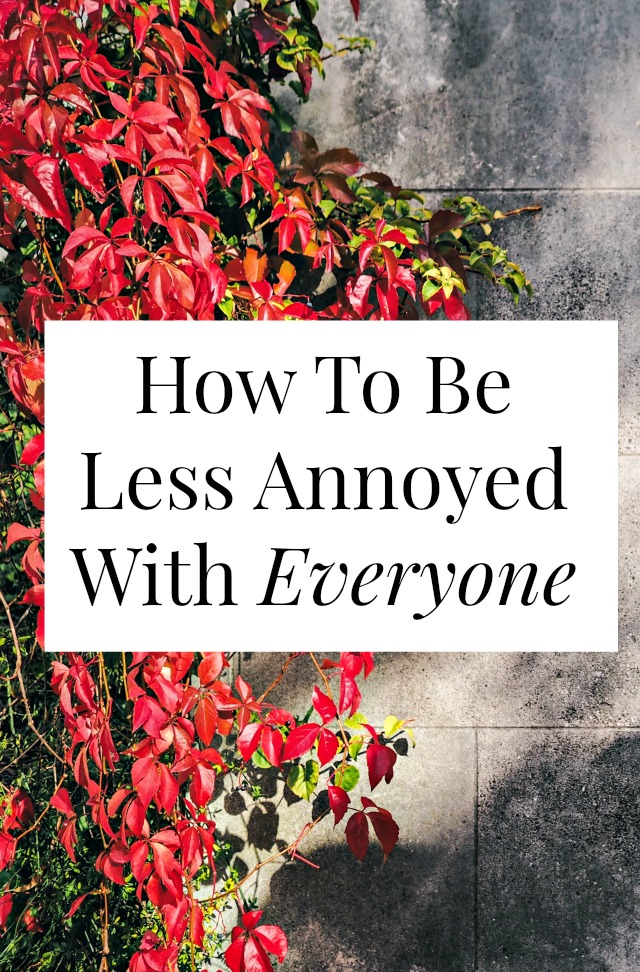Do you find yourself regularly annoyed? With your co-workers, your kids, your partner or your friends? I think most of us feel this way. You can stop today if you read this >> yesandyes.org
