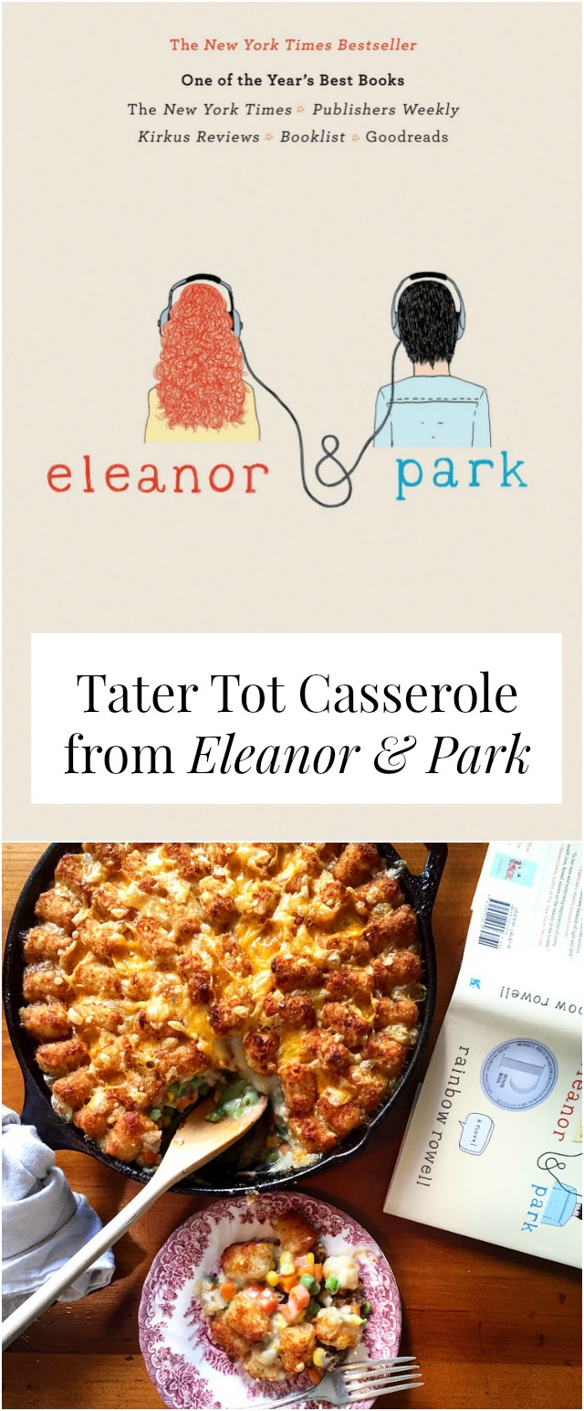 recipe from eleanor and park