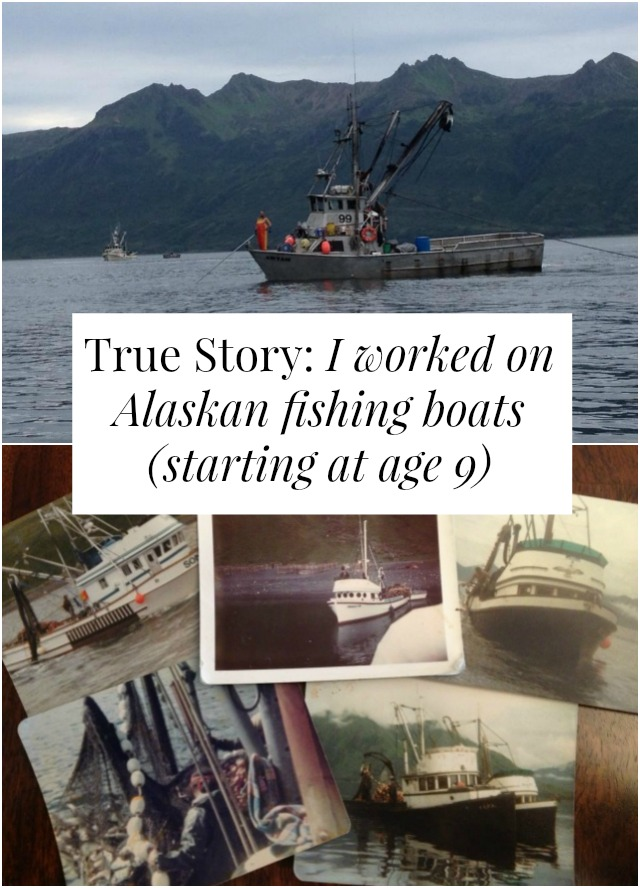 worked on Alaskan fishing boats