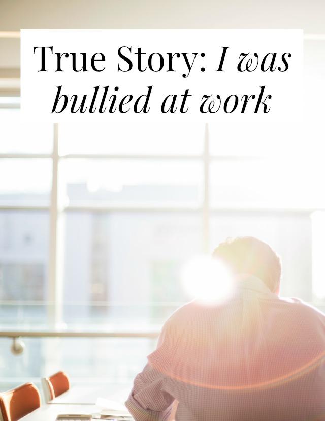 bullied at work
