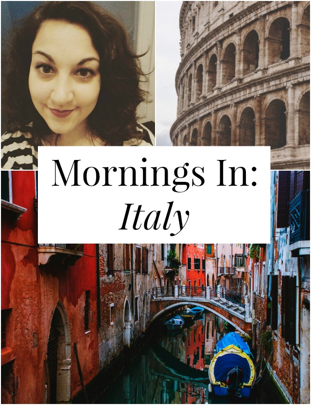 What does an Italian beauty routine look like? What about breakfast and which beauty products are best? Turin resident Benedetta tells us all her favorite stuff! Click through and find out which $13 product she swears by (and we can order on Amazon!) >> yesandyes.org
