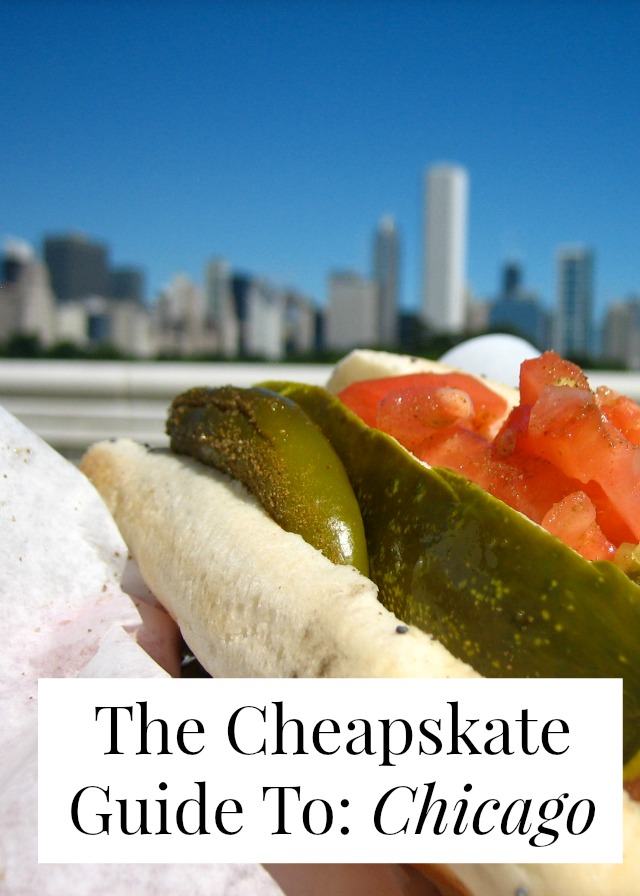 Want some cheap travel to Chicago? Click through for a local's recommendations on $34 Airbnbs, $5 Chicago-style pizza, and $7 comedy shoes at Tina Fey + Amy Poehler's alma mater! >> yesandyes.org