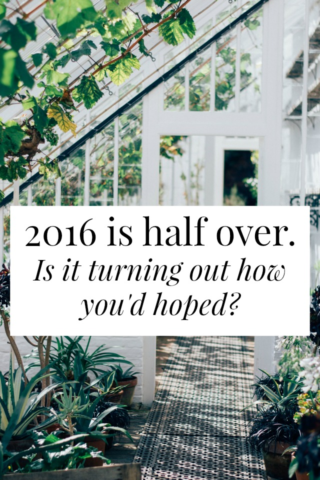 On July 1st, 2016 is officially half over. If you'd like help recommitting to your 2016 resolutions, or just some productivity tips and goal-setting tricks, this will help! >> yesandyes.org