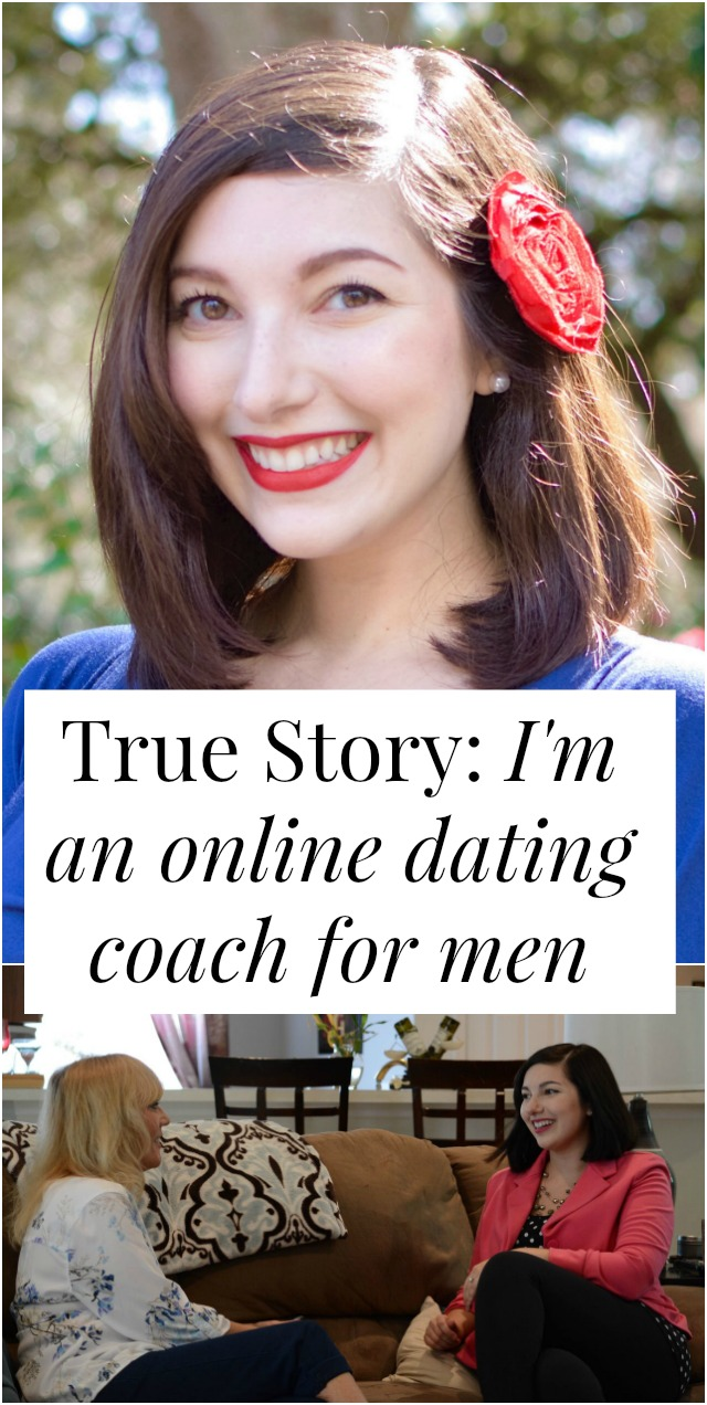 Online dating coach for men