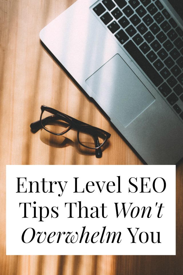 Entry level SEO tips that ANYBODY can implement! Try these three things can dramatically improve your SEO. If you know you should be optimizing your posts but you don't know where to start, these tips will help! >> yesandyes.org
