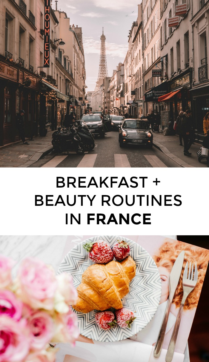 Want some French style tips? Parisienne beauty tips? Lifelong Parieienne and food blogger Clotilde is sharing her favorite French beauty products and yummy breakfast recipes! >> yesandyes.org