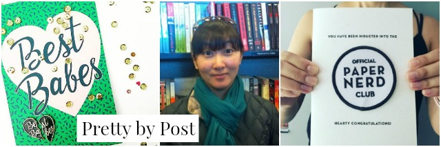 August yesandyes sponsor, Pretty by Post