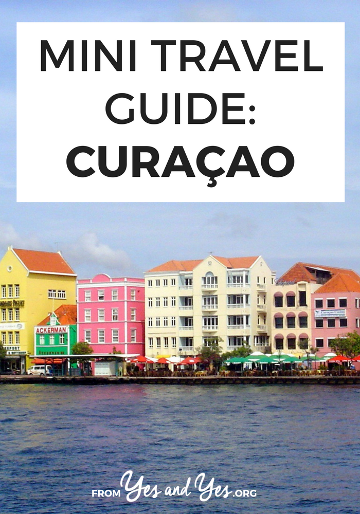 An awesome travel guide to Curaçao written by a local! Where to go, what to do, what to eat, and how to do it cheaply! Click through for her Curaçao tips! >> yesandyes.org