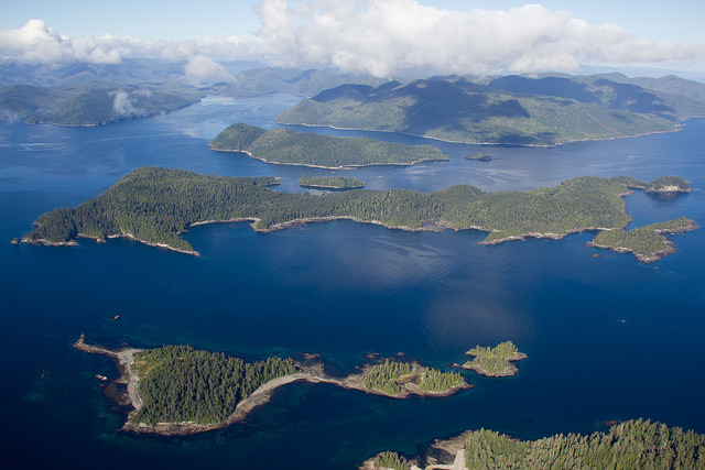 Places to go on Haida Gwaii