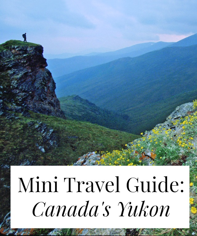 This written-by-a-local travel guide to Canada's Yukon territory is full of so many helpful travel tips! Where to go, what to do, which foods to try! Click through for great travel advice >> yesandyes.org