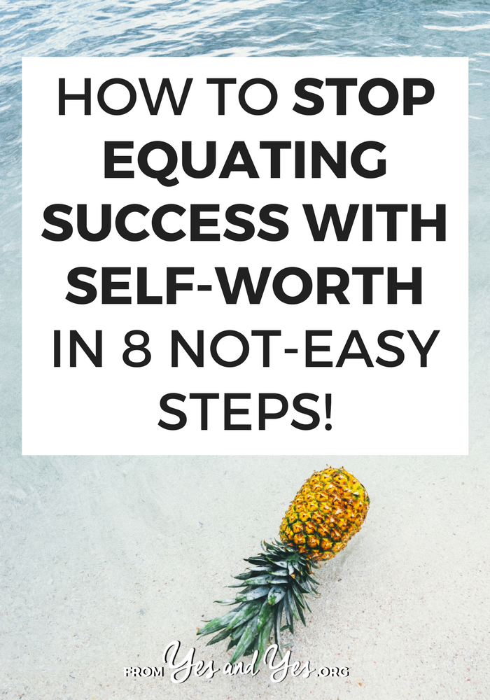 How do you do your best without getting really hung up on the results? How do you let go of expectations and just enjoy the process? How do you stop tying your self-esteem to your success? None of it's easy but you can do it. Here's how ...