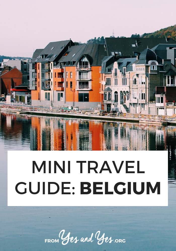 Looking for a travel guide to Belgium? Look no further! Great Belgium travel tips on what to do, where to stay, what to eat, and how to navigate the culture!