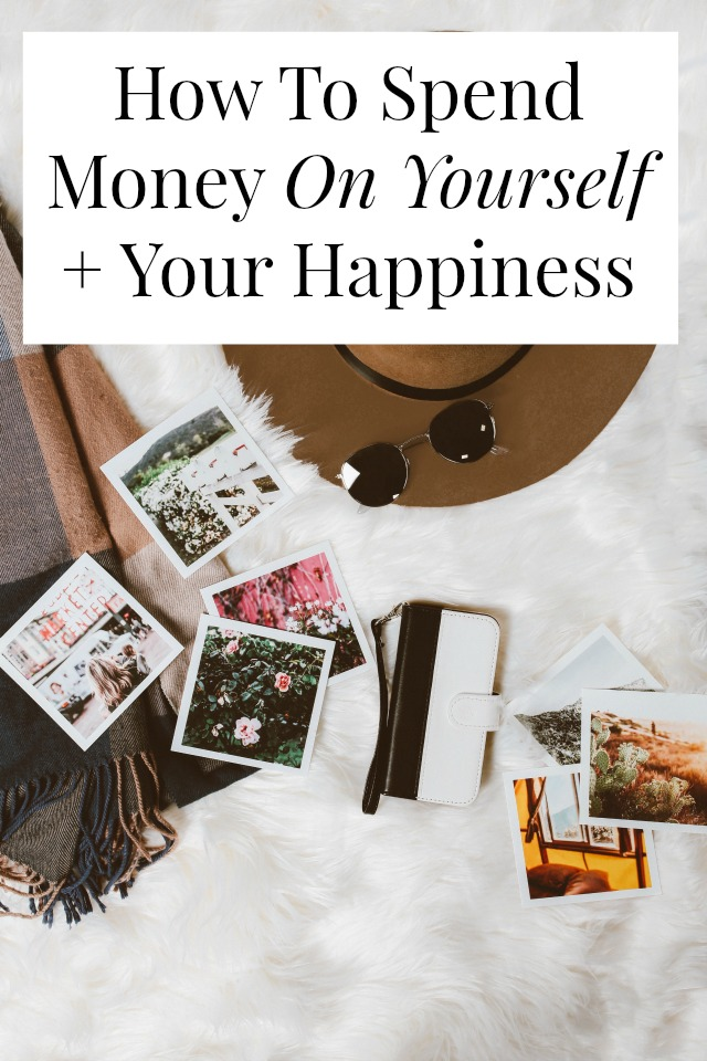 This is not a post filled with budgeting tips or advice on how to save money. This is a post filled with advice on the weirdly hard topic of spending money on ourselves. If you're a mom, this might be something you struggle with! Click through for tips on how to stop.
