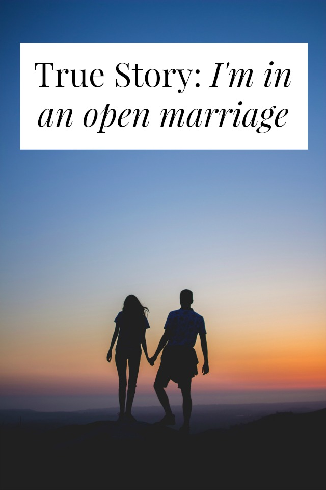what does it mean to be in an open relationship