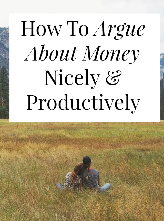How do you manage money as a couple? Do you fight about money? This couple money advice is super doable and super helpful!