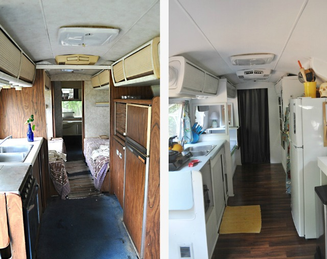 True story we live in a 188 square foot airstream trailer for Rv square footage