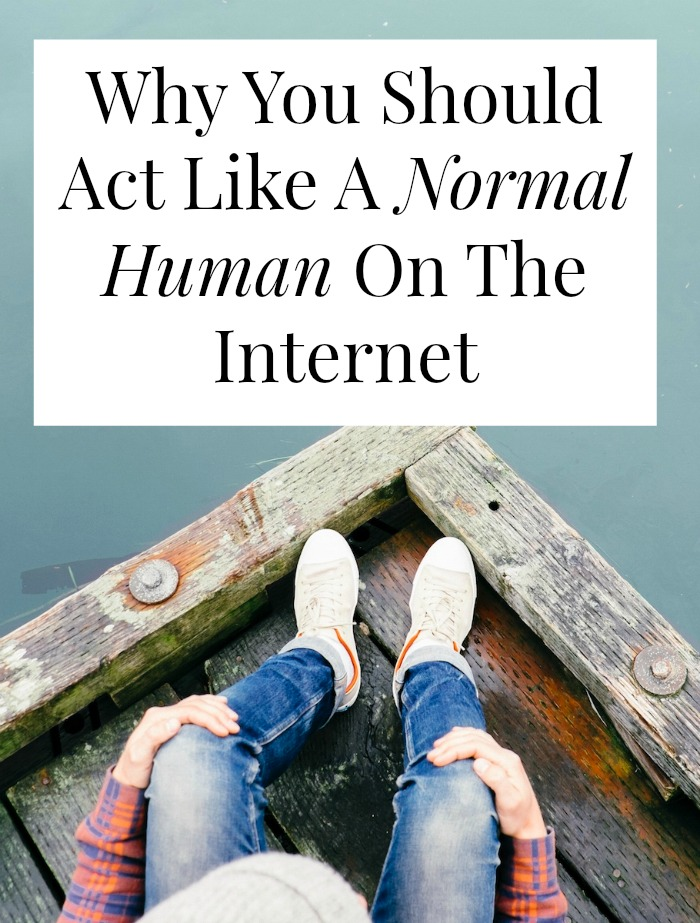 Being relatable online just comes down to acting like a normal human. We buy from people we know, like, and trust and your people will know, like, and trust you when you're honest about who you are! Some of the best online sales advice you'll ever get! ;)