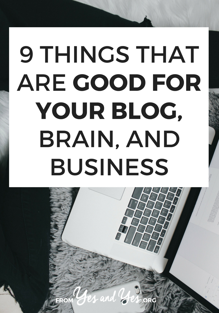Helpful blogging links! Dealing with negative client feedback + an entrepreneur tax guide + body language + being clear about what you do