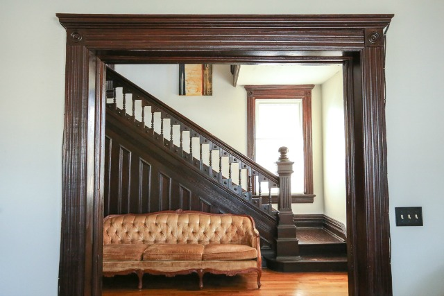 Have you ever wanted to restore a Victorian house? Click through for Kristin's story plus design advice, remodeling tips, and ideas about dealing with contractors!