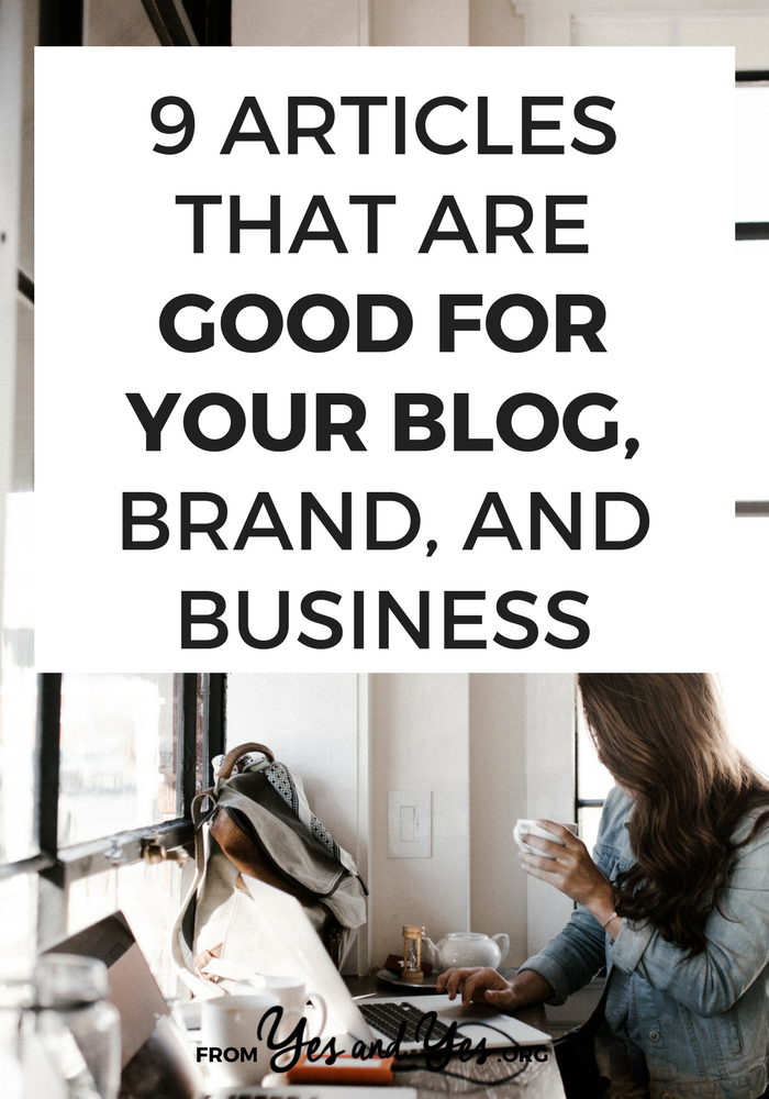 Blogging links! A new way to write copy, why you need to track your time, how to build a coaching business, and much more. Click through to read 'em all!