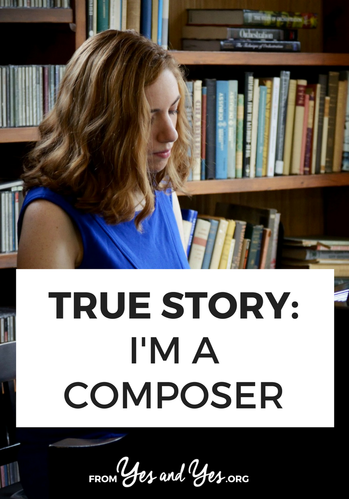 What's it like to work as a modern classical composer? Like, for your whole job? Dale Trumbore shares her story and music industry insights!