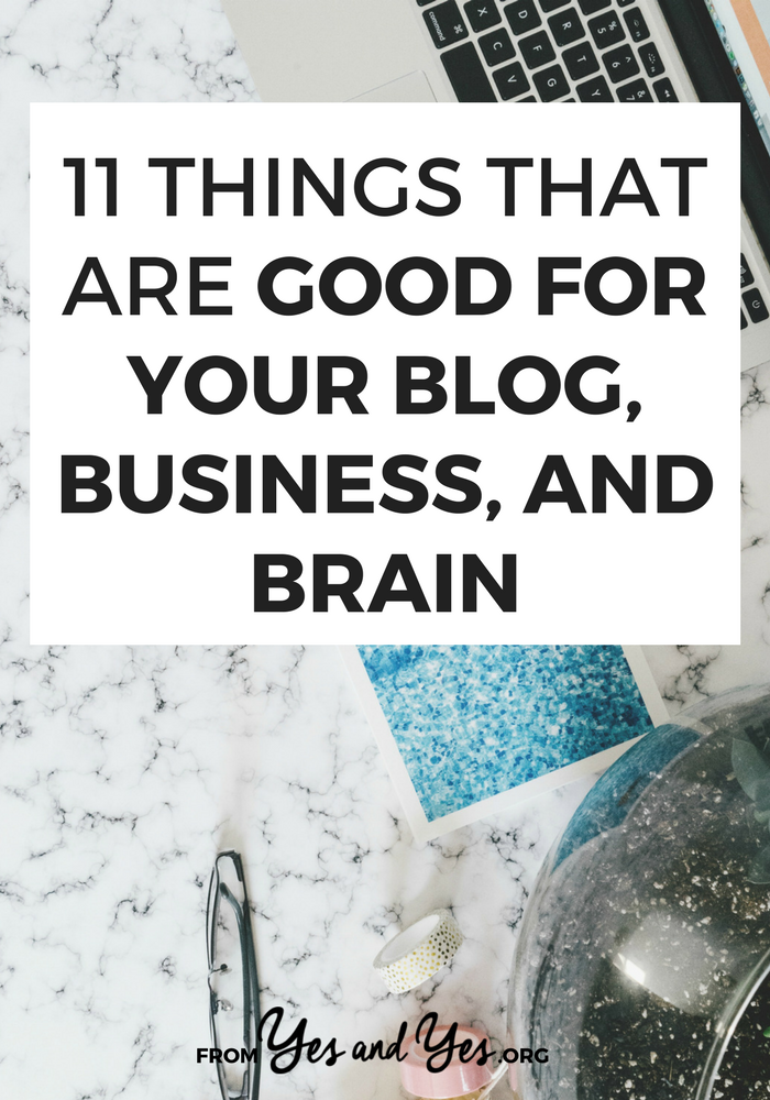 Blogging resources to help you create better sponsored content, be a better podcast guest, and stop self-sabotaging your sales! Click through to read 'em!