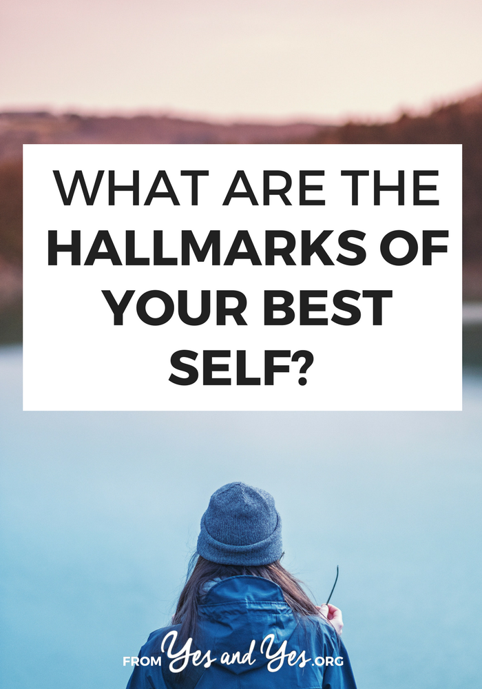 What does your Best Self look like? How do they treat other people? How do they treat YOU? Click through for 5 questions that will help you identify your best self!