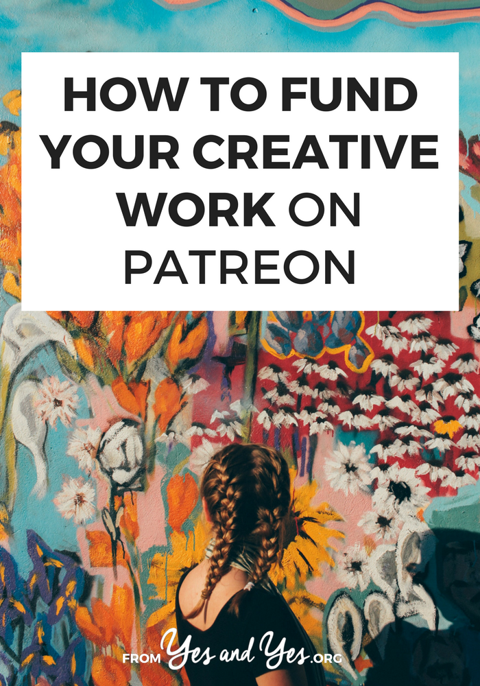 Looking for Patreon tips? Want to use Patreon to fun your art or creative work? Click through for tips from a podcaster who gets $3,300 per season from supporters!