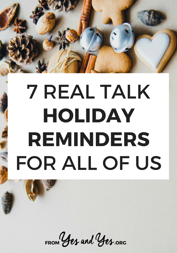 These holiday tips will help you navigate the holidays with intentional and grace. If you're hoping for a stress-free holiday season or a more minimalist Christmas, click through for helpful, sane holiday tips.
