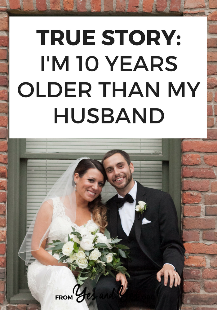 Dating 10 years older man